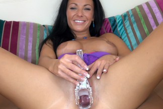 click to see the video/photos: 'Pussy plays'